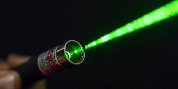 Laser Pointers Banned from Public Gatherings in Los Angeles
