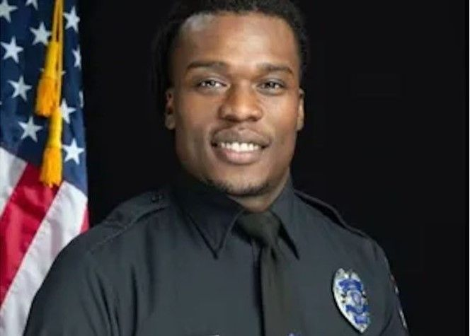 Officer Joseph Mensah shot and killed three suspects in justified uses of deadly force. (Photo: Wauwatosa PD) -