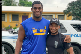 Miami Officer Becomes Mentor to Teen Who Assaulted Him During Protest