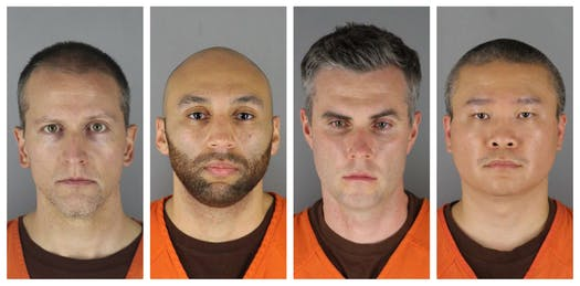 Judge Denies Former Minneapolis Officers a Change of Venue in Floyd Trial