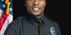 Officer Joseph Mensah resigned from the Wauwatosa Police Department Tuesday. (Photo: Wauwatosa PD)