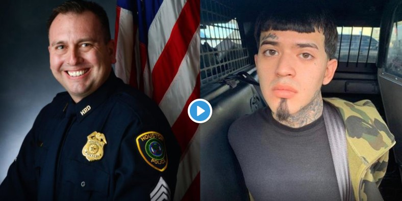 Accused Killer of Houston Officer was Released on Gun Charge with $100 Bond in February