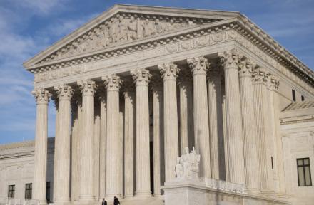 Supreme Court Blocks Injured Officer's Lawsuit Against Leader of BLM Protest