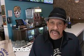 Actor and Ex-Con Danny Trejo Sends Food from His Restaurant to Wounded LA County Deputies