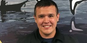 Washington Tribal Officer Lost at Sea