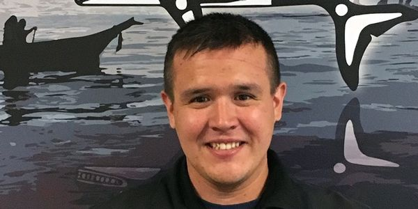 Tulalip Tribal Police Officer Charlie Cortez was swept off a police boat and into Puget Sound...