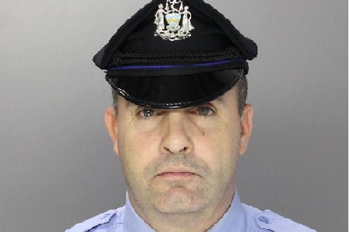"""Philadelphia Police Sgt. James """"Jimmy"""" O'Connor IV was killed serving a warrant in March.(Photo: Philadelphia PD) -"""