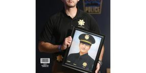 Slain Tulsa Sergeant, Wounded Partner Named Tulsans of the Year