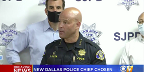 Dallas Names New Police Chief