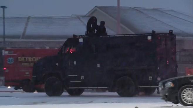 Murder Suspect Who Opened Fire on Detroit Station, Killed in SRT Gunfight
