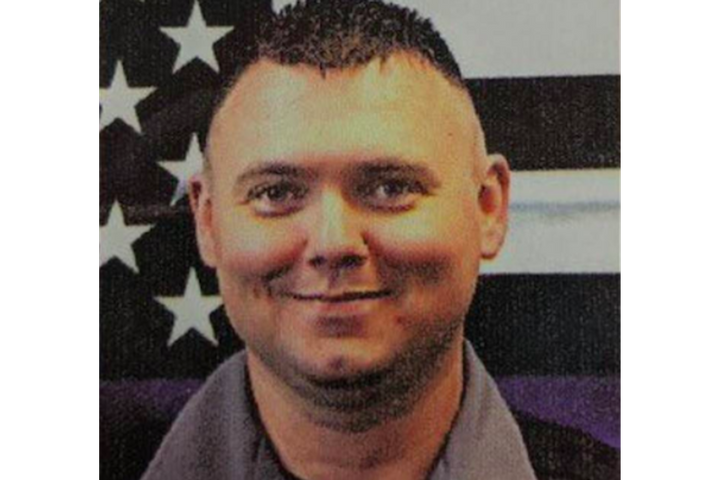 Kings Mountain, NC, police corporal Frank Lee Whittington Jr. was shot and wounded Saturday. (Photo: Kings Mountain PD) -