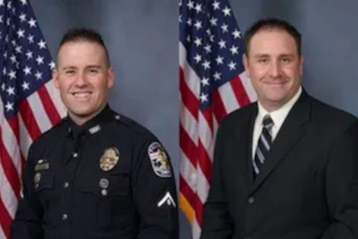 The Louisville Metro Police Department has started the process to fire Detective Joshua Jaynes (left) and Detective Myles Cosgrove. (Photo: Louisville Metro PD) -