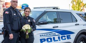 FL Officers Marry at Police Headquarters