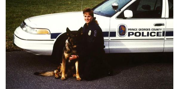 K-9 handler Stephanie Mohr served 10 years in prison after being convicted of violating a man's...