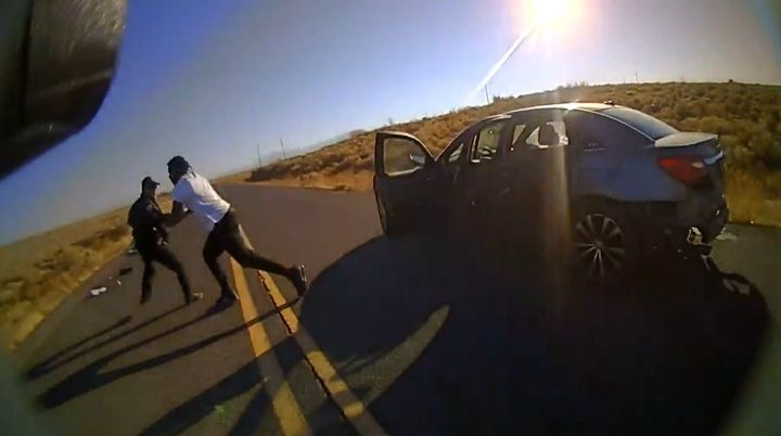 NM State Police Release Video Of Controversial Fatal