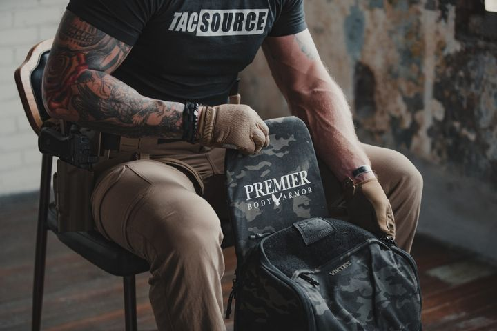 Premier Body Armor makestactical, executive, and backpack ballistic protection. (Photo: Premier Body Armor) -