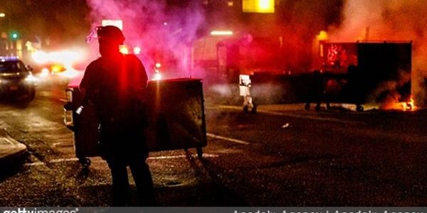 More Than 2,000 Officers Injured in Summer's Protests and Riots