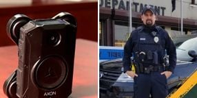 NFL's Packers Help Buy Body Cameras for Green Bay Police