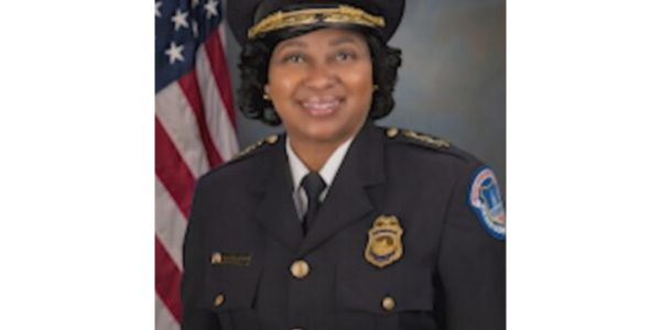 Acting U.S. Capitol Police Chief Yogananda Pittmanled the security footprint for the 2013...
