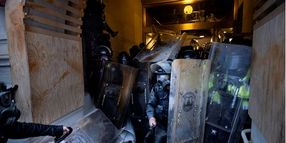 140 Officers were Injured in Capitol Riot, Officials Say