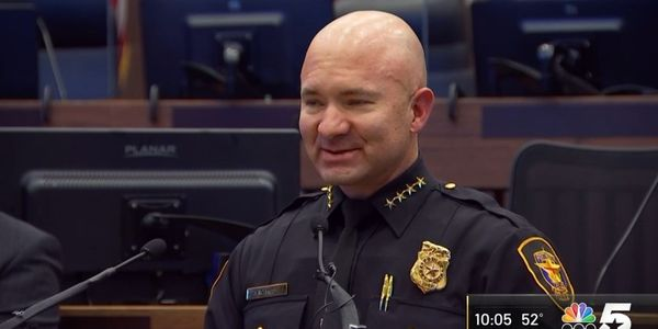 Fort Worth Deputy Police Chief Neil Noakes has been named the city's new chief. (Photo: NBCDFW...