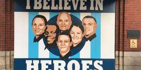 Mural Honors Heroism of Nashville Officers During Christmas Bombing
