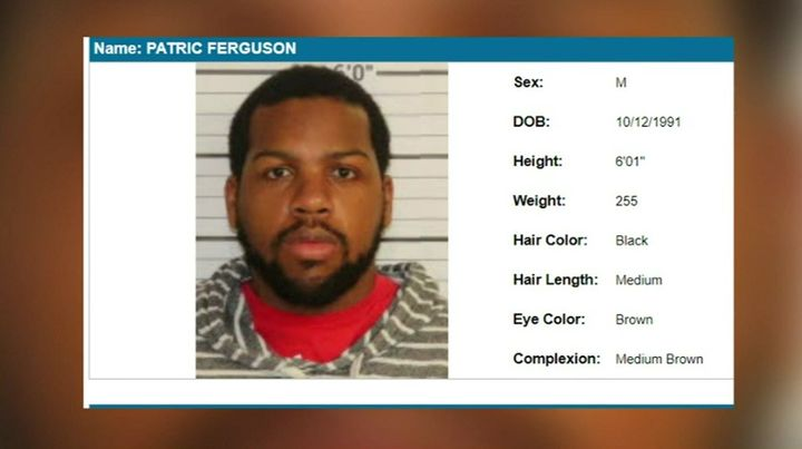 Fired Memphis Officer Patric Ferguson is charged with murdering a man after forcing him into his patrol car at gunpoint. (Photo: Fox 13 Screen Shot) -