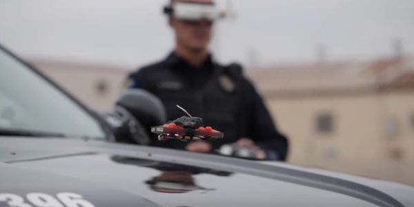How the Sacramento PD Uses Mini Drones on Patrol
