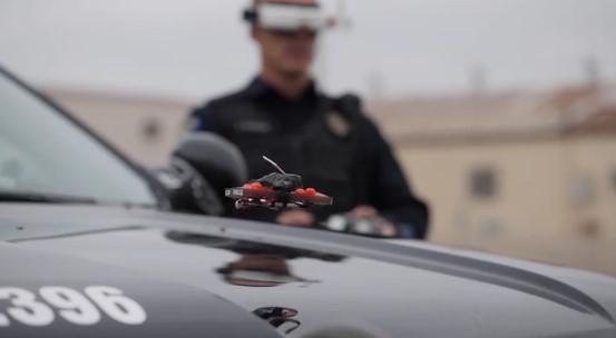 How the Sacramento PD Uses Mini Drones on Patrol