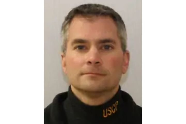U.S. Capitol Police officer Brian Sicknick died from injuries he suffered during the riot. (Photo: U.S. Capitol Police) -