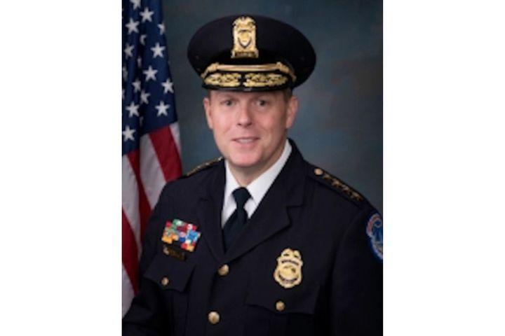 U.S. Capitol Police Chief Steven Sund has announced his resignation effective Jan. 16. (Photo: U.S. Capitol Police) -