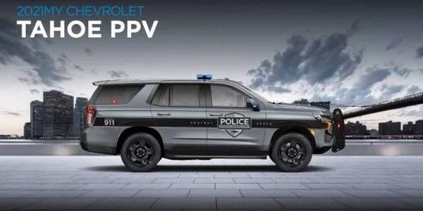 Baton Rouge PD plans to buy Tahoe PPV patrol vehicles. (Photo: GM)