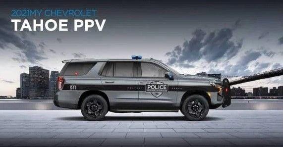 Baton Rouge PD plans to buy Tahoe PPV patrol vehicles. (Photo: GM) -
