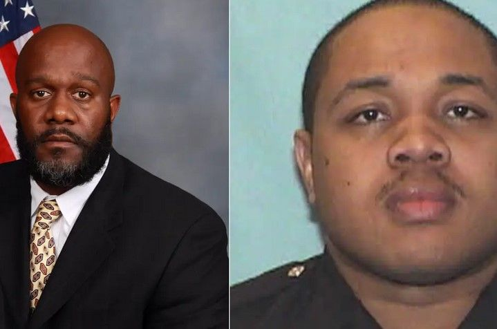 Atlanta investigators Mark Gardner and Ivory Streeter were fired for their use of force at a protest-related traffic stop this summer. (Photo: Atlanta PD) -