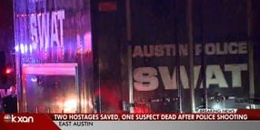 Austin SWAT Kills Suspect Holding Woman and Child as Hostages