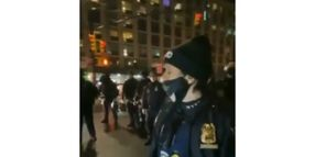 NYPD Punishing Officer Over Politically Oriented Patches on Uniform
