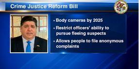 "IL Governor Signs ""Anti-Police Bill"" into Law"