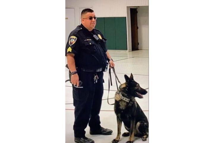 Sgt. Joey Sepulveda (Photo: Balcones Heights PD) -