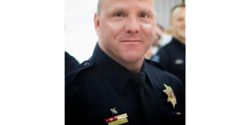 Tulsa Officer Sean Love suffered a medical event during a fight with a patient from an...