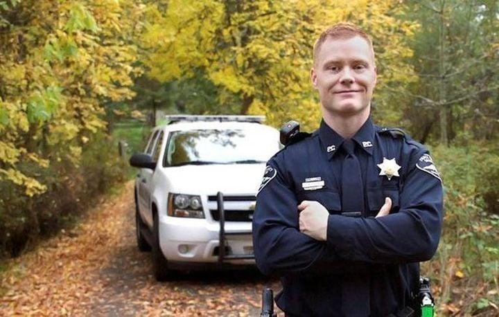 Pierce County (WA) Sheriff's Deputy Daniel McCartney was killed responding to a home invasion in 2018. (Photo: Pierce County SO) -