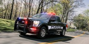 Ford Introduces Second-Generation F-150 Police Responder with More Speed, Added Capabilities