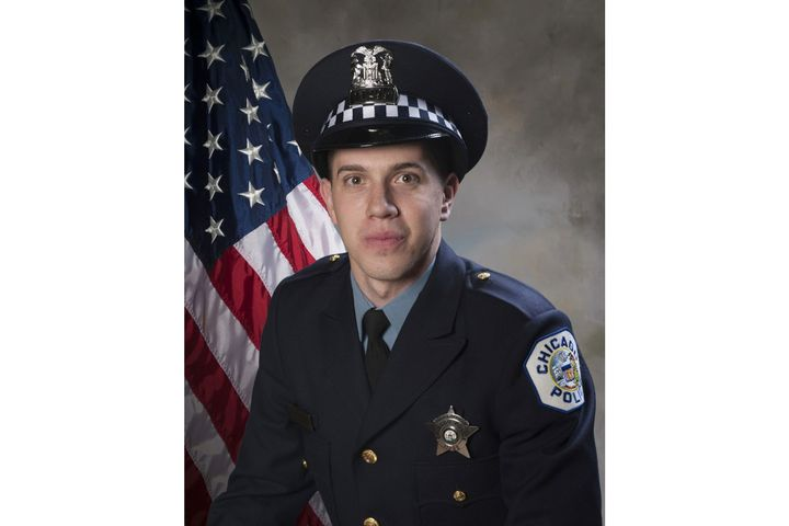 Chicago Officer John Rivera was murdered off duty in 2019. (Photo: Chicago PD) -