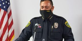 """Houston Chief Acevedo Tells City It's """"Hard to Say Goodbye"""" as He Takes Helm of Miami PD"""