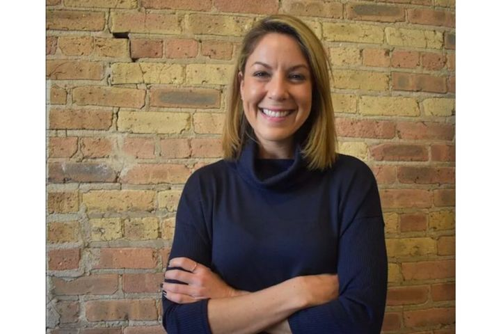 The Chicago Police Department announced Wednesday it is hiringAlexa James, CEO of the National Alliance on Mental Illness Chicago, as senior adviser of wellness. (Photo: NAMI Chicago) -