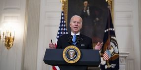 Biden Backs Police Reform Bill Banning Chokeholds and Ending Qualified Immunity