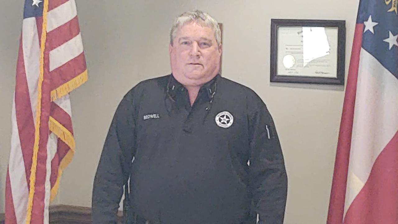 GA Sheriff's Lieutenant Shot and Killed in Vehicle Pursuit