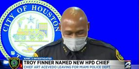 31-Year Veteran of Houston Police Department Named Next Chief