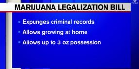 New York Legalizes Marijuana, Expunging Some Convictions