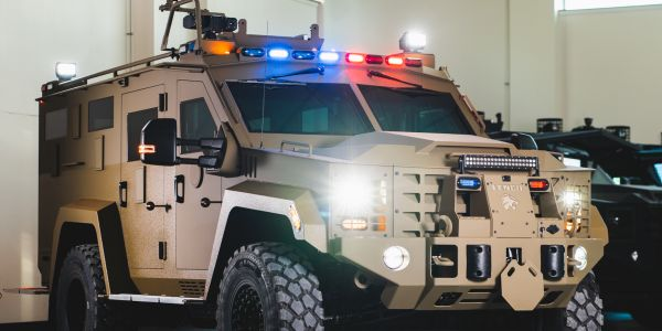 Lenco Armored Vehicles Celebrates 40th Anniversary