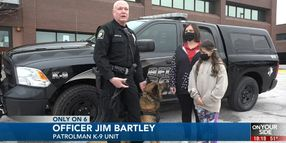 11-Year-Old Nebraska Girl Raised Money to Buy Body Armor for K-9